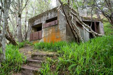 World War 2 Lookout Bunker