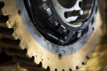 Gears Cogs Wheels Sprockets Machine