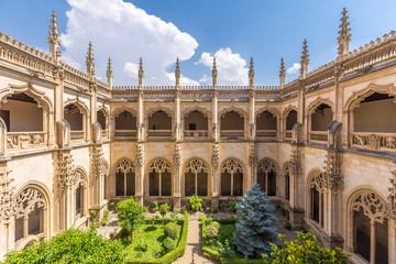 Monasterio de San Juan de los Reyes toledo,Spain