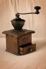 Vintage Manual Coffee Mill