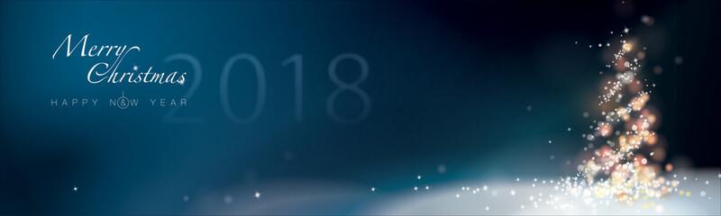 BANNIÈRE SAPIN DE NOËL 2018