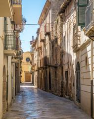Scenic sight in Fondi, province of Latina, Lazio, central Italy.