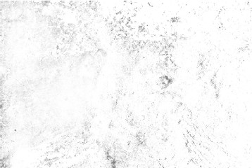Subtle black halftone vector texture overlay. Monochrome abstract splattered white background. Dotted grain black and white gritty grunge backdrop. Dot and circle dirty effect. Wall mural
