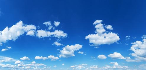 Sun rays in the cloudy sky.