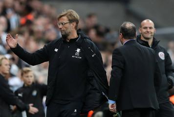 Premier League - Newcastle United vs Liverpool