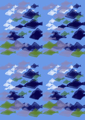 Texture - fish