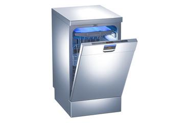 Dishwasher, 3D rendering