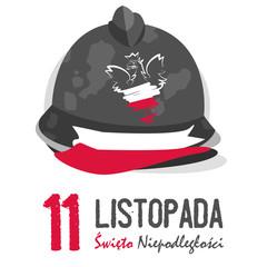 11 listopada Święto Niepodległości w Polsce