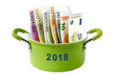 Geldtopf 2018