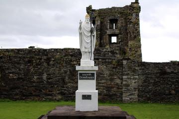 Carriganass castle, West Cork Ireland