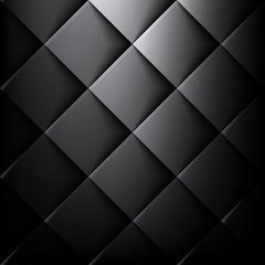 Vibrant Black Geometric Background