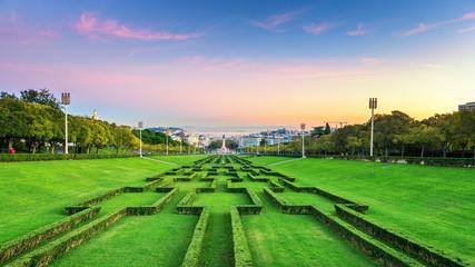 Fototapete - Lisbon, Portugal
