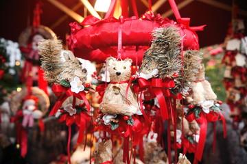 mercatini di natale addobbi natalizi