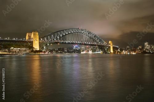Sydney viez with Harbour Bridge