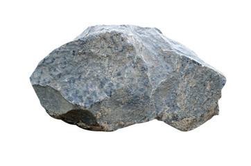 sandstone isolated on white background.rock stone isolated on white background.