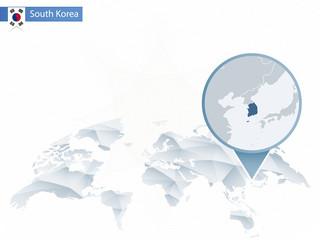 Search photos south korea map