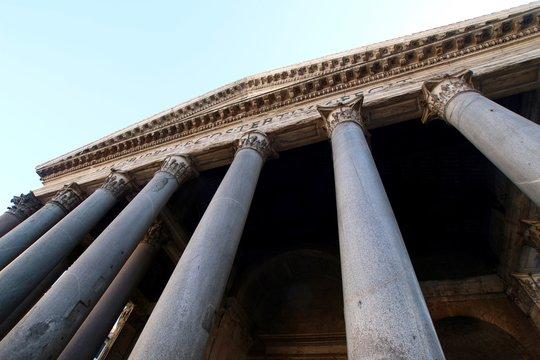 Gebäude von Rom