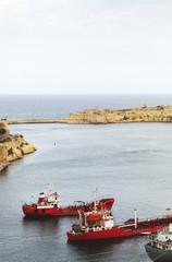 international port of Malta