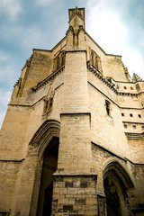 Le Collégiale Notre-Dame de Villefranche-de-Rouergue