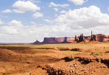 Totem Pole, Monument Valley - Arizona, AZ, USA