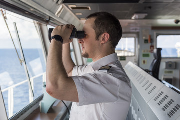 Navigation at Sea