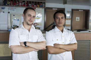 Navigation at Sea