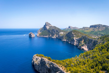 Photo sur Aluminium Europe Méditérranéenne Mallorca Cap de Formentor