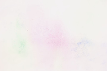 Soft watercolor delicate blot. Watercolor background for your design. Hand draw illustration. Texture of paper