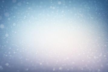 Glitter ice textured background