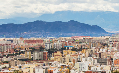 City of Malaga, Spain