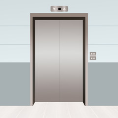 illustration of elevator
