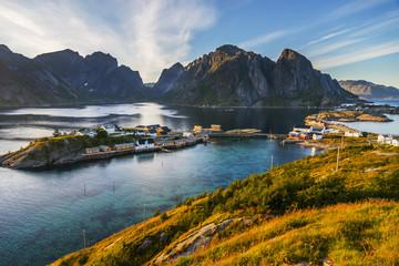 Norway, Nordland, Lofoten Islands, Moskenesoy