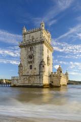 Portugal, Distrito de Lisboa, Lisbon, Belém, Belém Tower