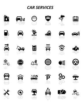 Icons Auto Werkstatt