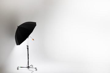 撮影の準備 Preparation for studio shooting