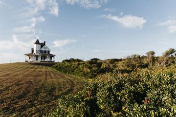 Block Island Landscape