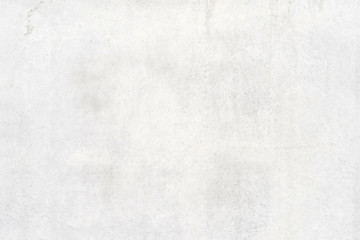 Texture of a white concrete wall
