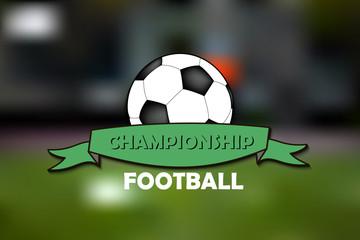 Logo football championship
