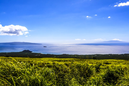 Maui Looking North