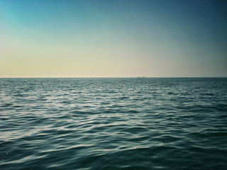 Great Lakes in the summer