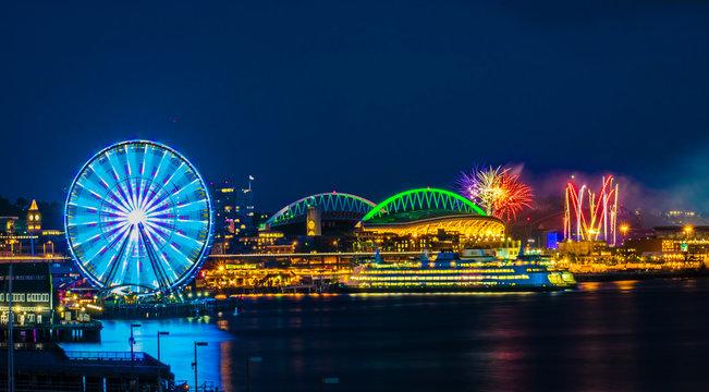 The Seattle GreatWheel