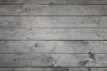 Dark gray wooden floor background photo