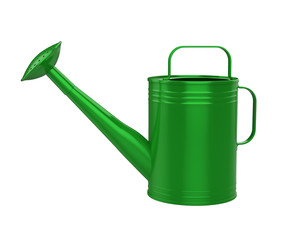Watering Can Isolated