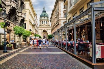 Tuinposter Boedapest Budapest