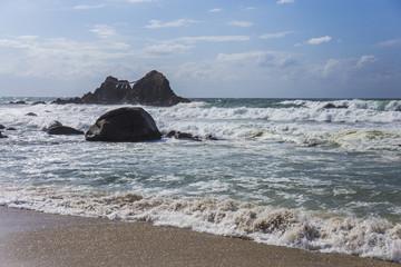 夫婦岩 糸島