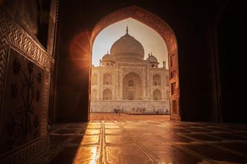Papiers peints Maroc Taj Mahal