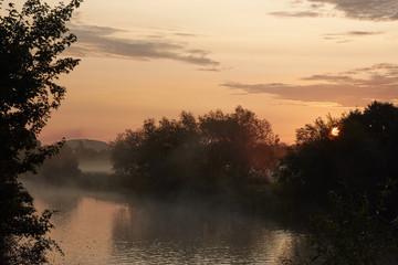Great Barford Sunrise, Bedfordshire