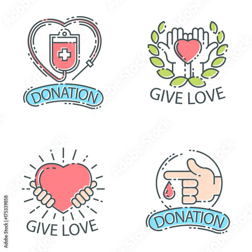 how to set up online donations