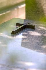tombe - pierre tombale - cimetière
