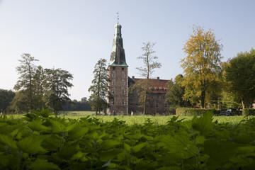 Schloß Raesfeld im Spätsommer
